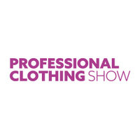 Professional Clothing Show logo