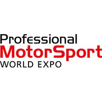 Professional MotorSport World Expo logo