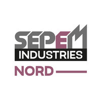 SEPEM Industries Nord logo