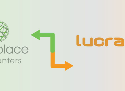 Logo - Lucrasoft & Dataplace