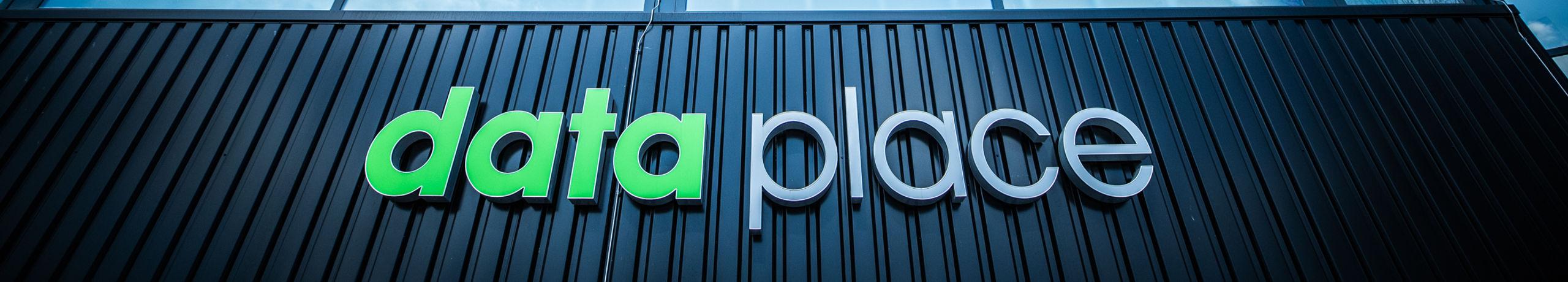 Dataplace logo pand