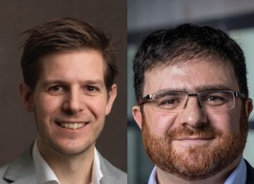 Jan Michiel en Daniel nieuwe business unit