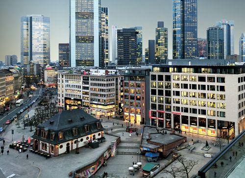 DCspine opent PoP in Frankfurt