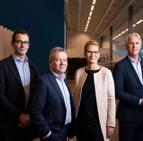Raad van bestuur Eurofiber Group