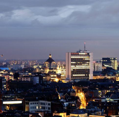 Digital society Antwerpen