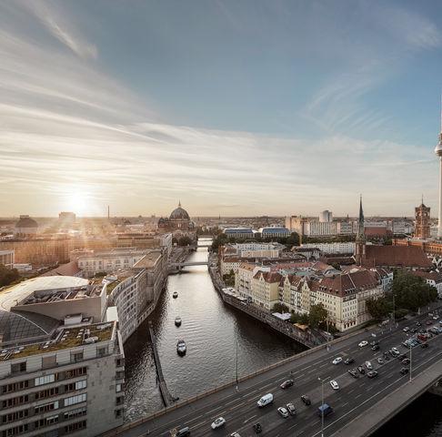 Vattenfall - Eurofiber - Berlijn