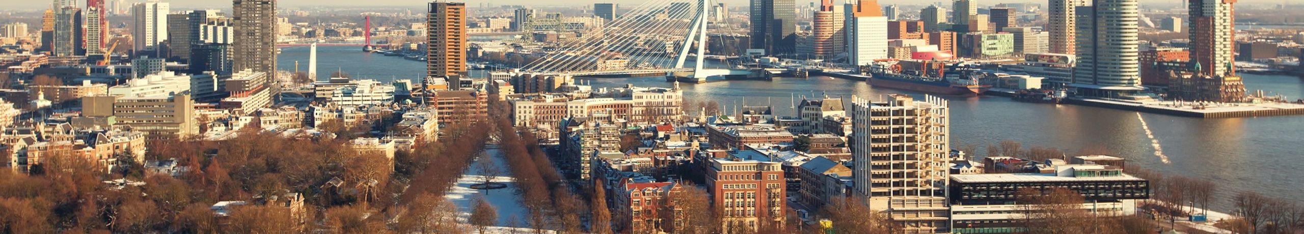 Glasvezel in Rotterdam