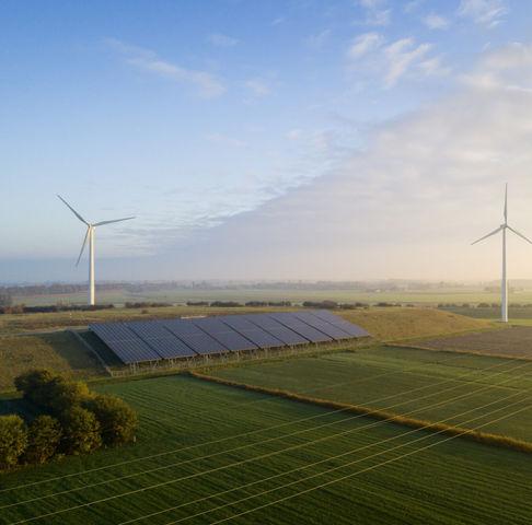 Wind energie nederland