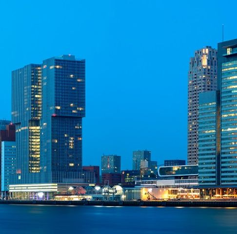 Smart City Rotterdam