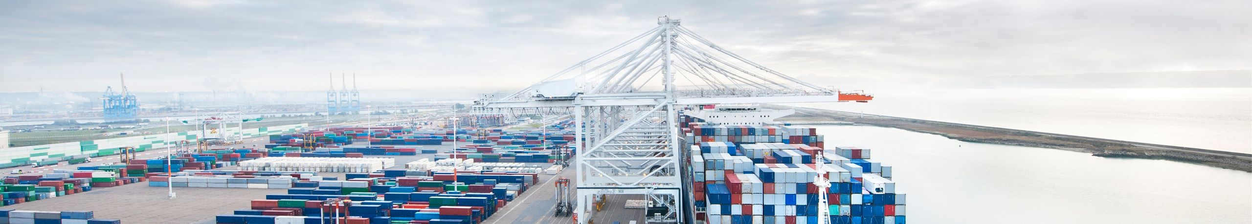 Transport en logistiek glasvezel