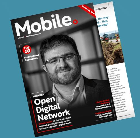 Digital magazine Mobile World Eurofiber