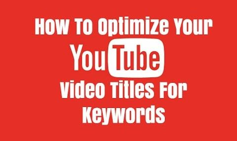 youtube success tips