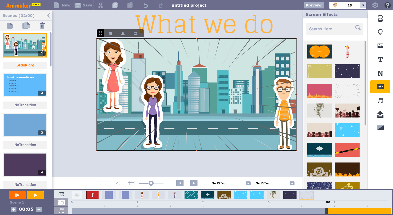 make whiteboard animation in android