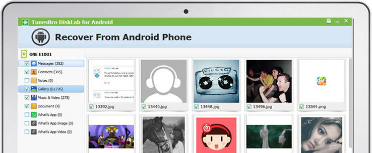 tunesbro disklab for android review