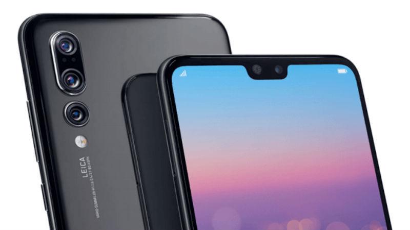 Huawei P20 Pro Triple camera