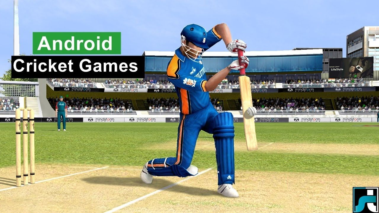 Top 7 Best Cricket Games For Android (High Graphics)[LATEST]