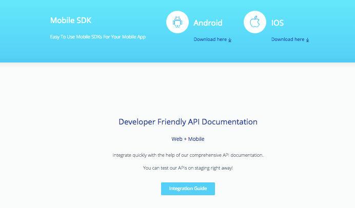 paytm sdk for mobile apps