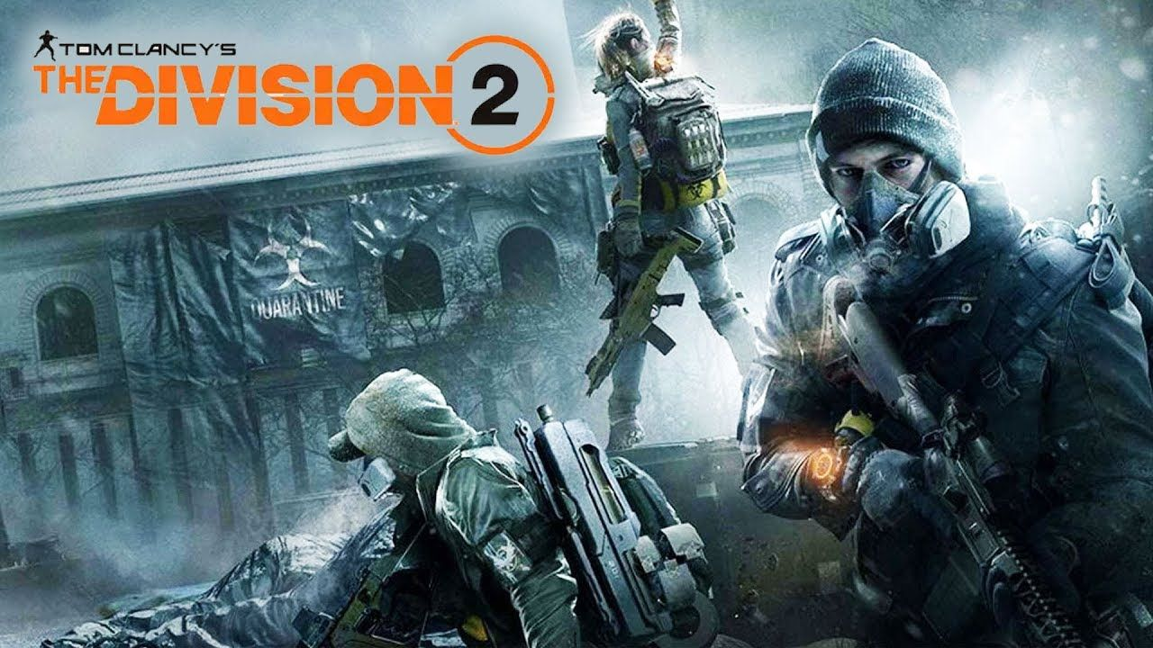 xbox one The Division 2 game download