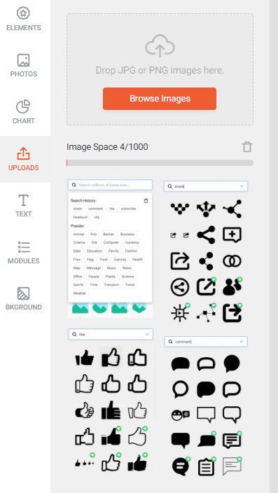 DesignCap Uploads