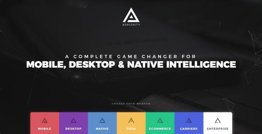 Adplexity Ad Spy and Intelligence Tool