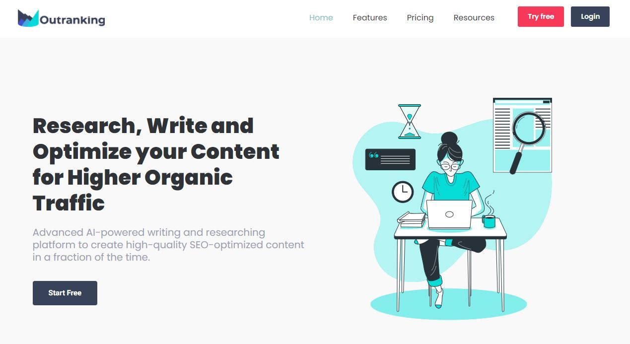 Outranking.io Content Optimization Tool Review
