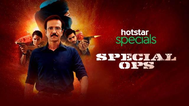 Special OPS Hotstar Specials