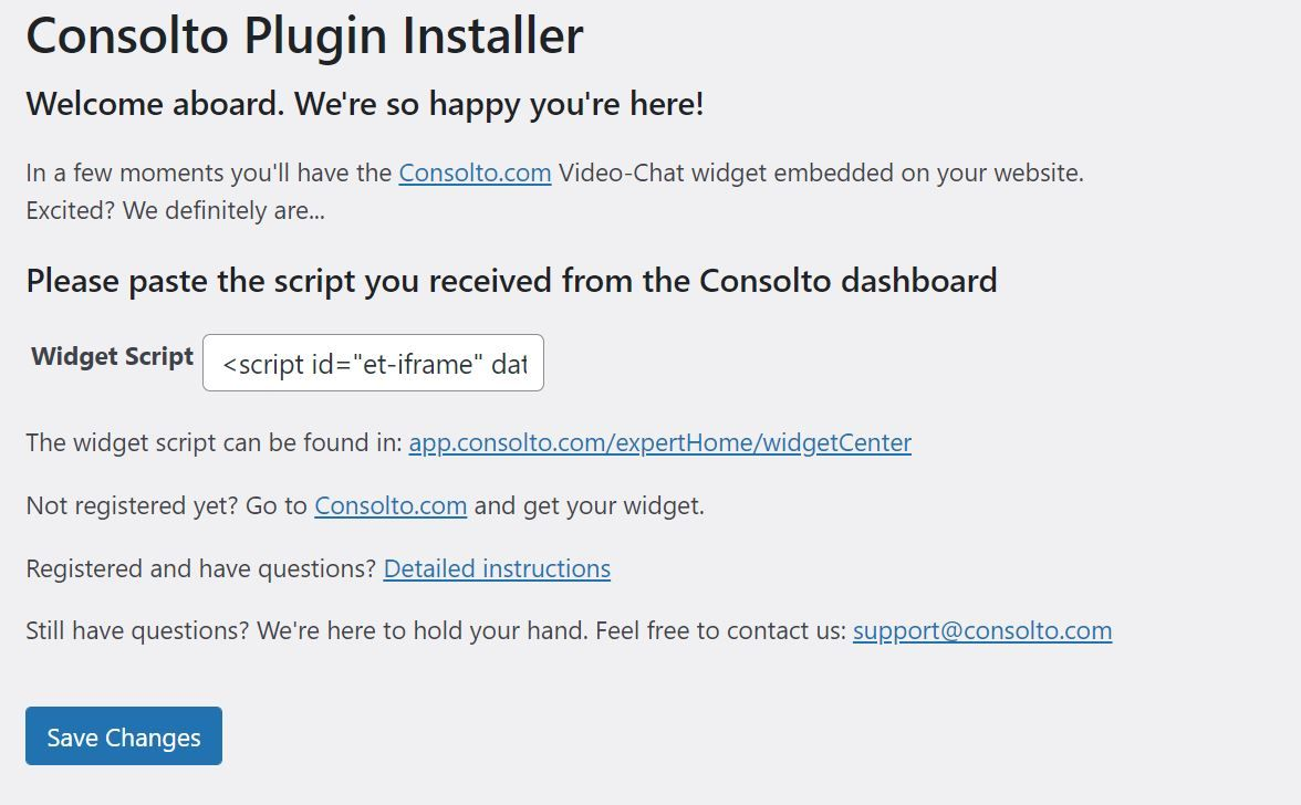 Consolto-Plugin-Installer