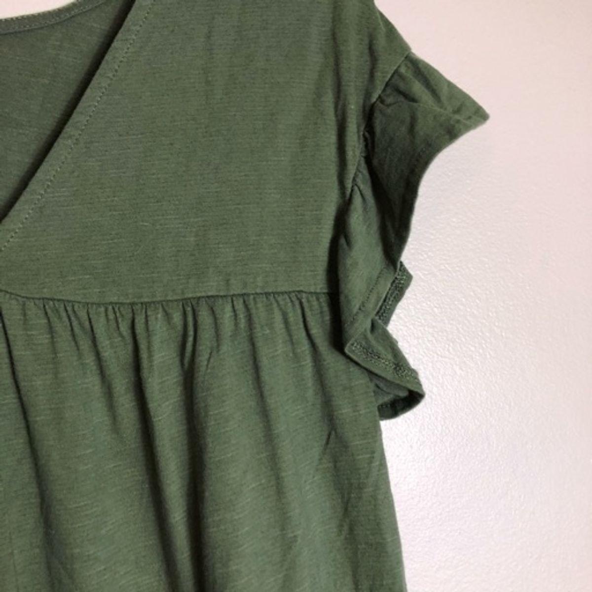 ASOS Reversable Olive Mini Dress_3