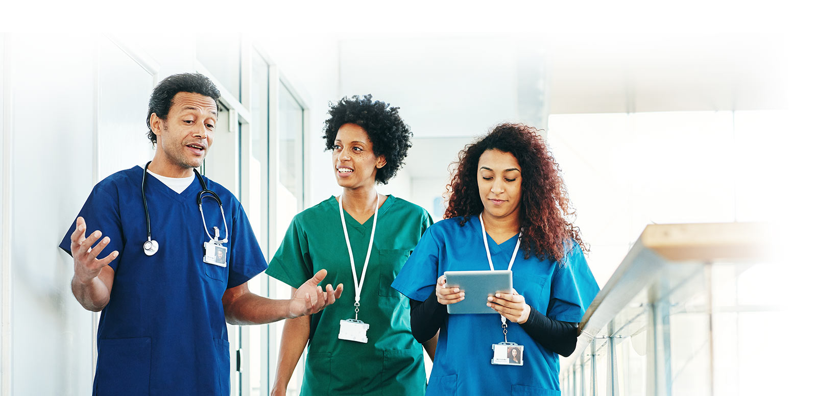 nurse staffing services hospitals