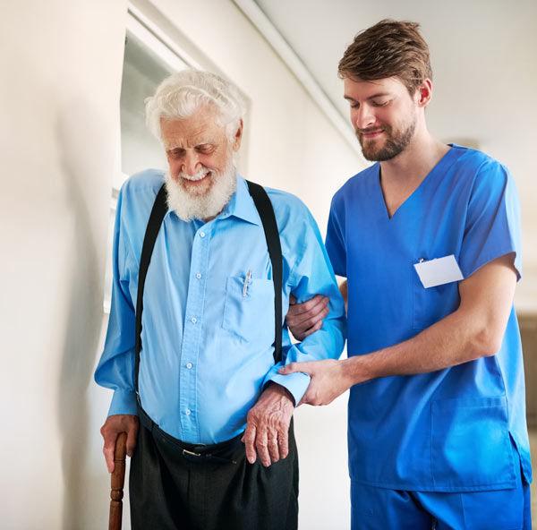 long term care nurse staffing