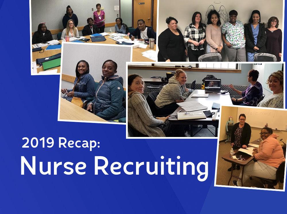 2019 Recap: Nurse Recruiting at NCS