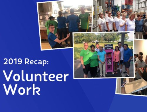 2019 Recap: Volunteer Work [Winter/Spring 2020 Newsletter]