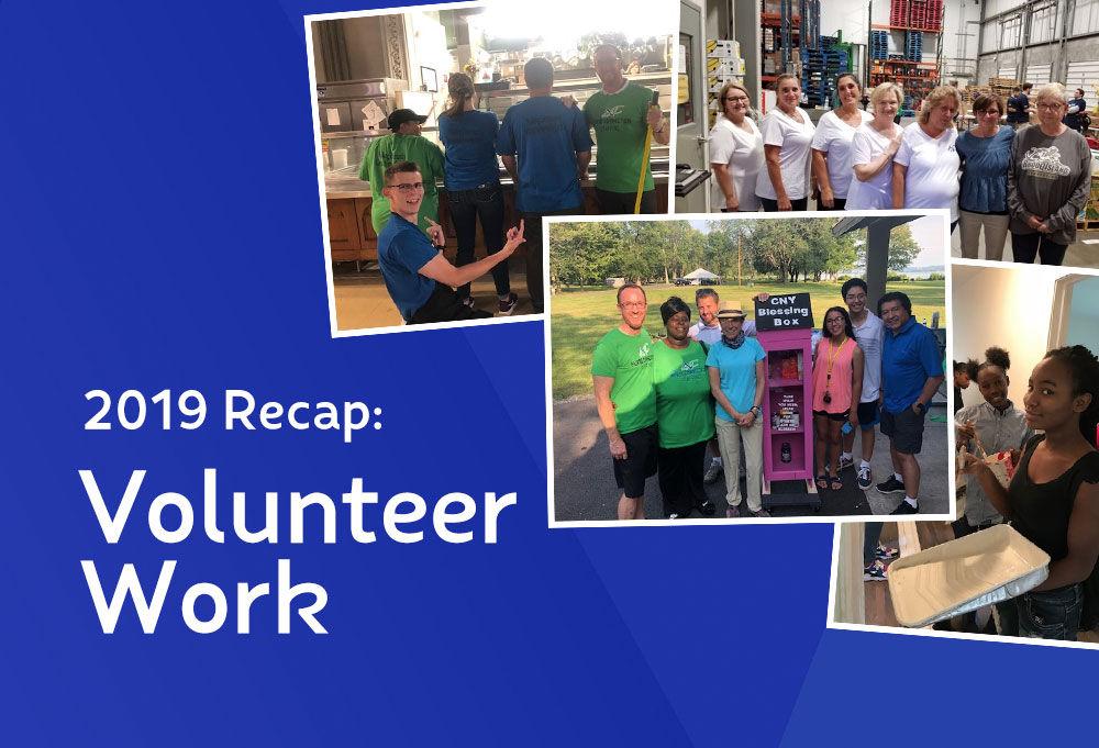 2019 Recap: Volunteer Work at NCS