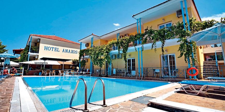 Лето-19 в Греции с ITAKA - Anaxos***