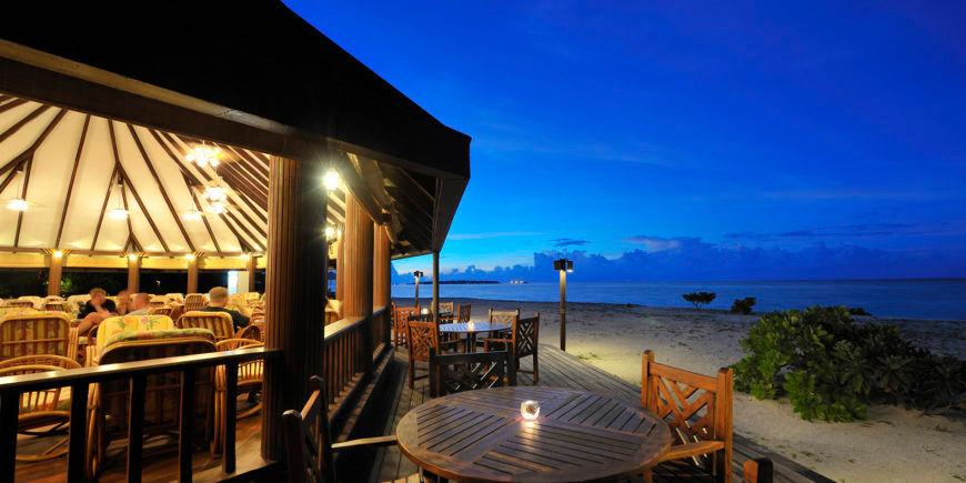 Лето-19 на Мальдивах с ITAKA - Holiday Island Resort & Spa****