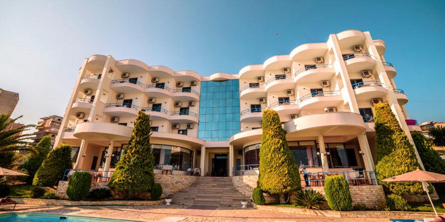 Лето-19 в Албании с ITAKA - Andon Lapa****