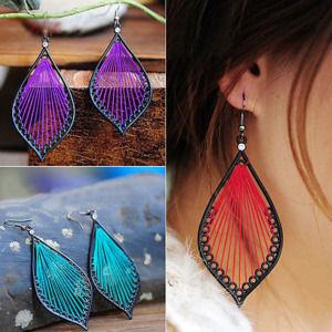 Crystal Long Women Earrings