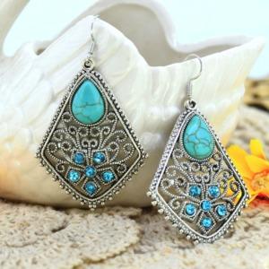Crystal Long Women Earrings