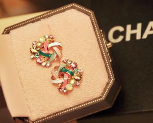 Multicolor Stud Earrings for Women-02