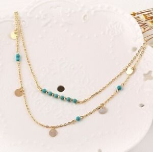 Multilayer-Gold-Coin-Necklace