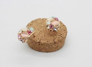 KS Style New Hollow Out Stud Earrings for Women
