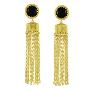 Black Color Designer Dangler for Girls