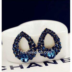 Blue-Crystal-Vintage-Stud-Earrings-For-Women-03