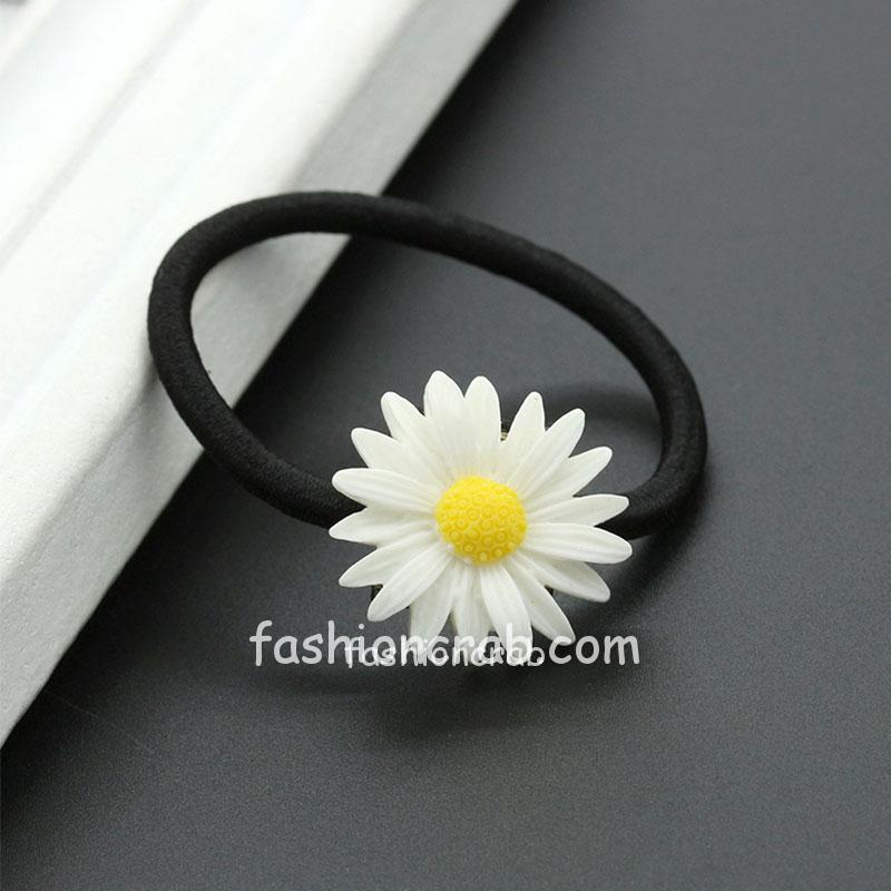 Daisy Flower Hair Band for Women