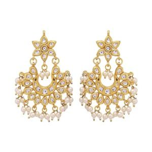 Kundan Women earrings