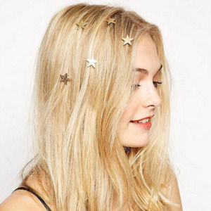 Star Shaped Spiral Hair Claw