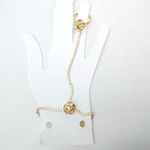 Stylish Hand Harness Bracelet for Women