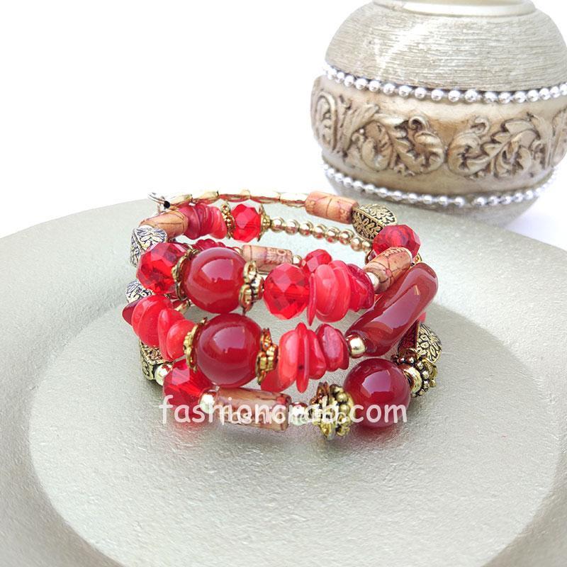 Red Love Bracelet for Girls