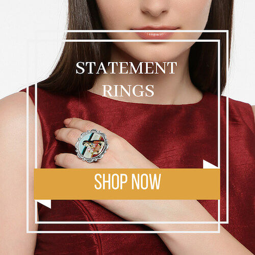 Artificial Finger Rings