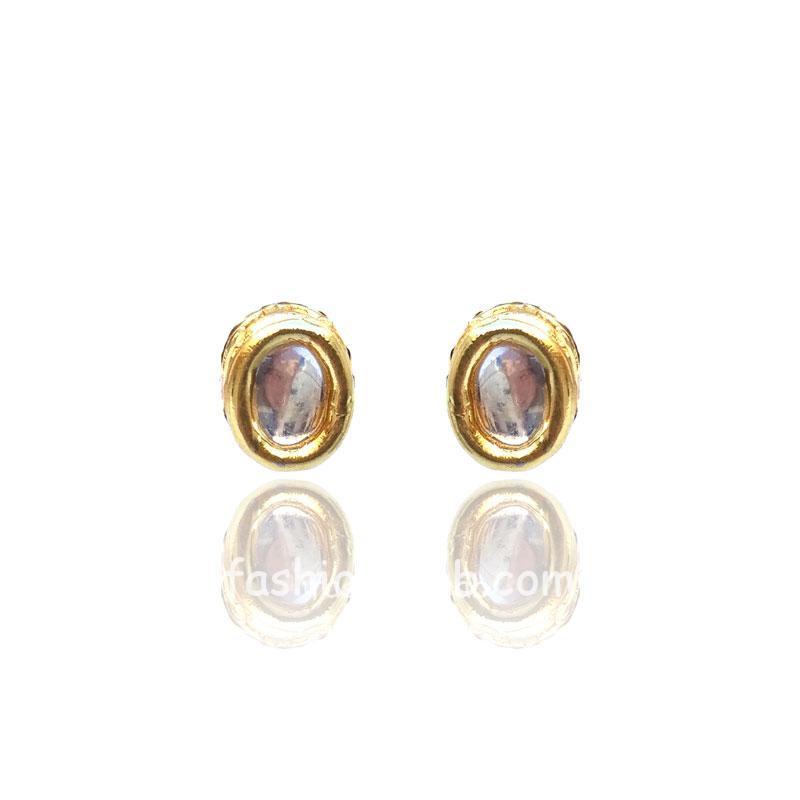 Kundan Stud Earring for Women